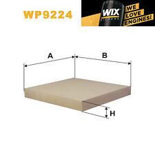 1x Wix Pollen Filter WP9224 - Eqv to Fram CF10062