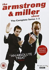Armstrong and Miller Show Series 1-3 - DVD Region 2