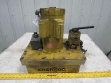 Enerpac Compact Modular Hydraulic Pump Power Unit 115 208230v 15hp 1725 Rpm