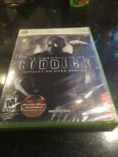 The Chronicles of Riddick: Assault on Dark Athena Xbox 360 New Factory Sealed