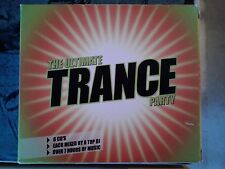 THE ULTIMATE TRANCE PARTY - USED - 6 CD's