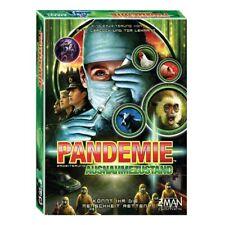 PANDEMIC / PANDEMIE - Erweiterung AUSNAHMEZUSTAND - Z-Man ZMG71130DE - DEUTSCH