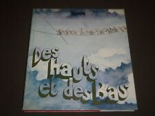 1970 DES HAUTS ET DES BAS BY SEMPE HARDCOVER BOOK - FRENCH - I 1052