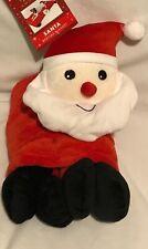 Christmas - Santa - Plush Pet Bedtime Blanket - 80x100cm - Brand New
