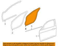 JAGUAR OEM 04-09 XJ8 Front Door-Body Weatherstrip Seal C2C40006LEG