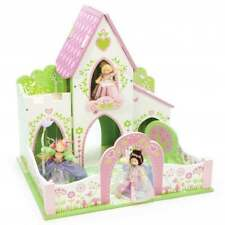 Le Toy Van Wooden Fairy Castle