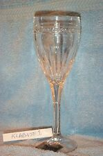 NEW Noritake CHRISTIANA Wine Goblets (water glass) BRAND NEW, Multiple Available