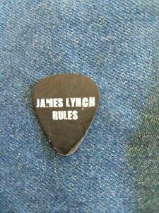 Rare Dropkick Murphys Game Used James Lynch Rules Guitar Pick
