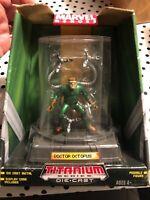 Marvel Heroes Doctor Octopus Statue DieCast Titanium Series MicroMachines NIB