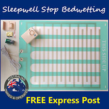 Bed Wetting Alarm Mattress LARGE - Easy Clean Mat Bedwetting Enuresis Child Kid