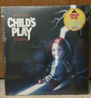 Waxwork CHILD'S PLAY Soundtrack Vinyl Subscriber Variant w/Slipmat SEALED