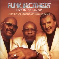 Funk Brothers - Live in Orlando - CD -