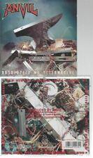 CD--ANVIL--ABSOLUTELY NO ALTERNATIVE