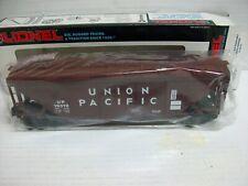 O SCALE   Lionel 6-19319 Union Pacific 4-Bay Covered Hopper NIB