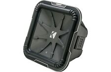 "Kicker 41L7152 15"" Q-Class L7 Subwoofer w/ Dual 2-Ohm Voice Coils Brand New"