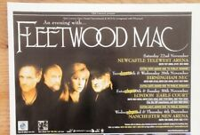 FLEETODD MAC The Game UK tour 2003 magazine ADVERT/Poster/Clipping 8x6 inches