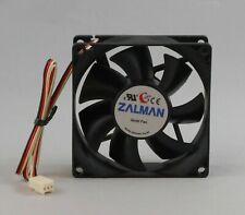 ZALMAN ZF8025ASH 80mm 3-Pin 12V Quiet PC Case Fan