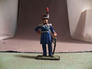 Unknown  60mm Napoleonic Officer  CN s93
