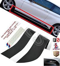 BMW 5 SERIES F10/11 E60/61 M PERFORMANCE SIDE STICKER SKIRT DECAL VINYL GRAPHICS