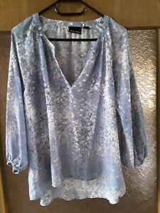 CYNTHIA ROWLEY romantische hübsche Bluse Gr. 44