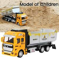 Dump Truck Lorry /W Tipper Construction Work Vehicle Car Toy For Kids Xmas Gift.