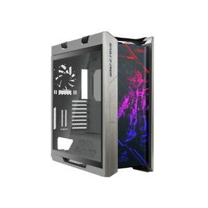 ASUS ROG Strix Helios GUNDAM Limited Edition RGB Mid-Tower Computer Case NEW