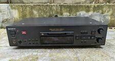 Sony MDS-JB940 QS MiniDisc Player and Recorder Black