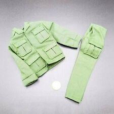 "1:6 Ultimate Soldier Vietnam US Green Uniform 12"" GI Joe Dragon BBI Dam 21 Toys"