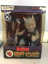 Demion-Krypt Kiddies Series 1 Demon Baby Horror Evil Living Dead Doll Rare