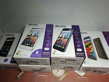 6 X Archos Smartphones 4 Modelle Top Zustand, Retouren Smartphones starten nicht