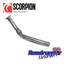Scorpion euro Audi TT 1.8 T MK1 Quattro De-Cat Bajante De Escape Sauc 040 se ajusta OE