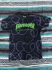 Shake Junt Lizard King Shredder T Shirt Size Large
