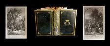[Bible - Reliure aux armes] Le Nouveau Testament. 88 planches par TARDIEU. 1798.