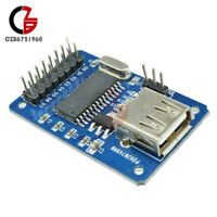 2Pcs CH376S U Disk Read Write Module Fit For Arduino USB 6MHz Control Transfer