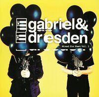 Gabriel & Dresden - Mixed for Feet 1 [New CD] Holland - Import