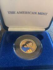 Sacagawea One Dollar Liberty Coin Colorized Native American 2000 U.S.