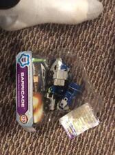 Transformers Energon BARRICADE  D5  Bruticus Figure
