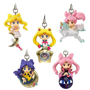 Sailor Moon Twinkle Dolly Charms - Series 3 (Bandai)