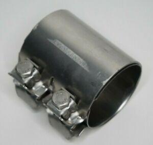 Genuine GM Vauxhall Vivaro B Exhaust pipe to silencer clamp 95522109