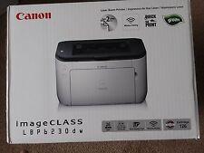 New Canon imageCLASS LBP6230DW Wireless Laser Printer with Auto Duplex print