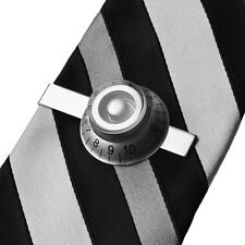 Guitar Knob Tie Clip