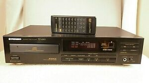 Quality Pioneer PD-4550 Compact Disc Player with Remote control
