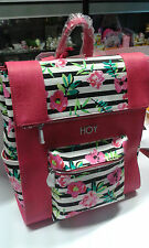BORSA A ZAINETTO HOPE FREE TIME flowers