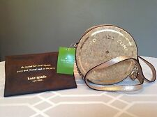Kate Spade POP FIZZ CLINK Bubble Over Micha Round Gold Wine Cork Christmas Gift