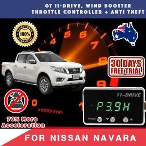 11 Drive Throttle Controller For Nissan Navara NP300 2016-2018