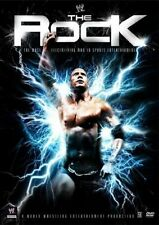 WWE - The Rock - The Most Electrifying Man In Sports Entertainment (DVD, 2008, …