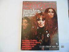 ZOOM N°8 AOUT 1971 FRANCESCO SCAVULLO JEREMY BAILEY MARTIAL RAYSSE GOURMELIN  F6