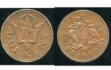 BARBADE 1 cent 1981 ( bis )