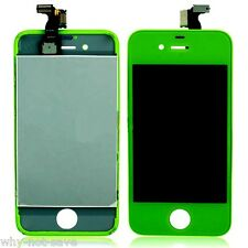 LCD Digitizer Display Glass Screen Assembly Replacement for iPhone 4S A1387 part