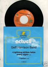 GEFF Harrison nastro Lightning Strike twice every Night